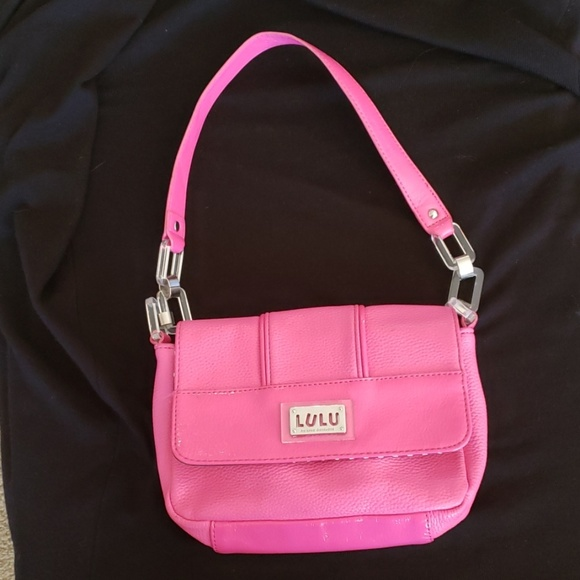 Lulu Guinness Handbags - Lulu by Lulu Guinness Purse Pink/Silver/Acrylic EU